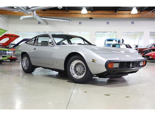 1972 Ferrari 365 GTC/4 Coupe | 805612