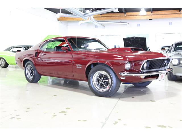 1969 Ford Mustang Boss | 805617