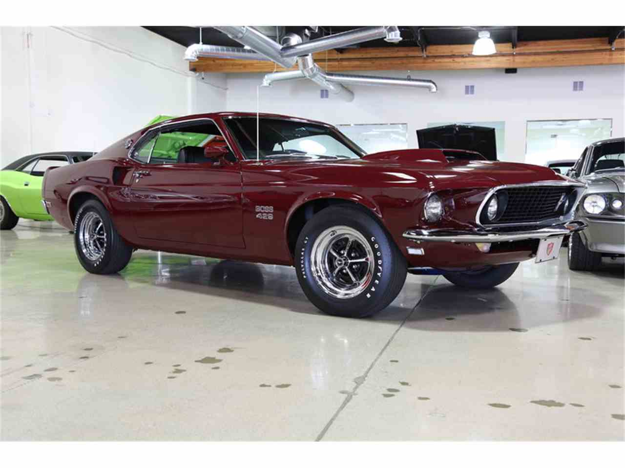 1969 Ford Mustang Boss for Sale - CC-805617