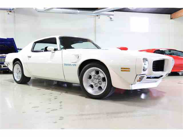1973 Pontiac Firebird Trans Am | 805621