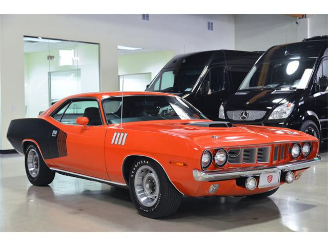 1971 Plymouth CUDA Hemi 4 Speed | 805622