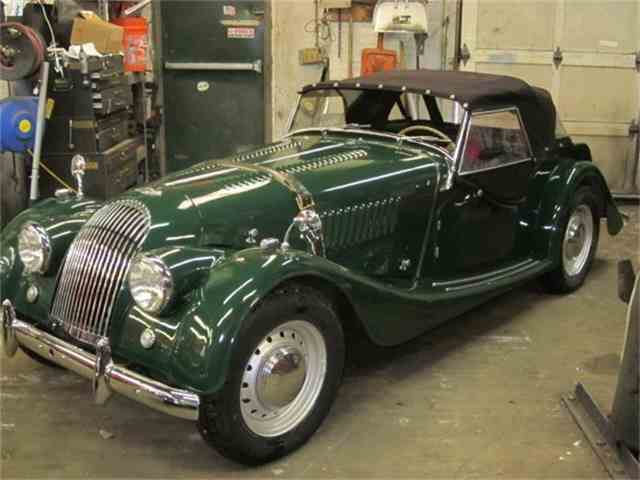 1957 Morgan Plus 4 | 805628
