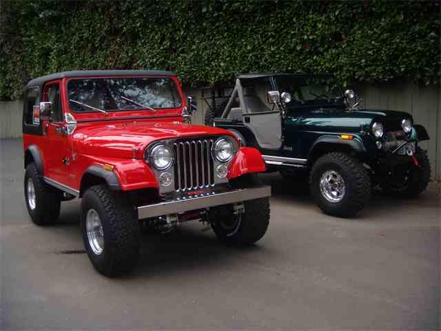 1980 Jeep CJ7 | 805643
