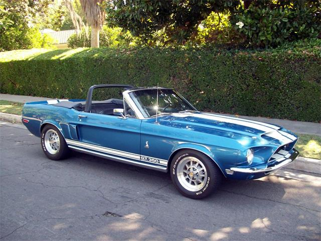 1968 Shelby GT350 | 805647