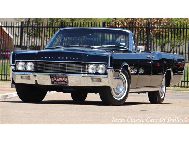 1967 Lincoln Continental | 805672