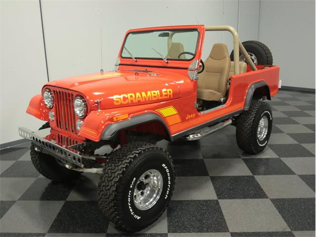 1982 Jeep CJ8 Scrambler | 805678