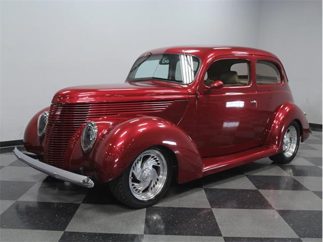 1938 Ford Tudor Sedan Humpback | 805681