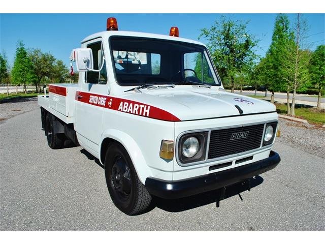1972 Fiat Abarth | 805701