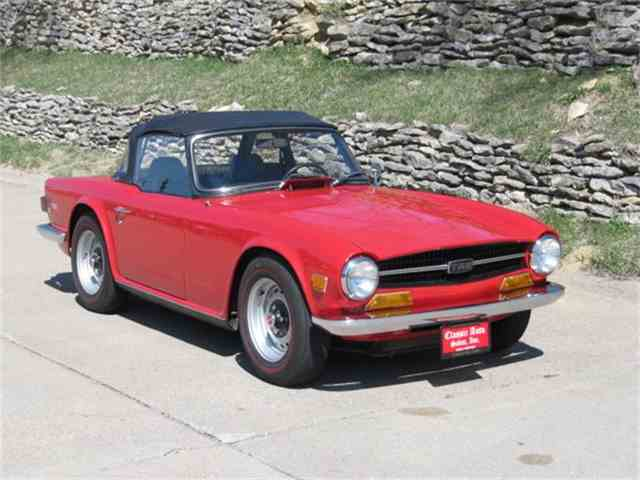 Picture of '70 TR6 - H5Q3