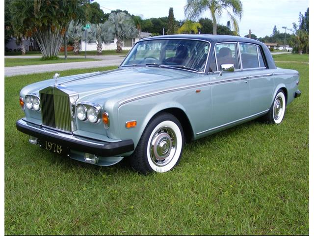 1978 Rolls Royce Silver Shadow II | 805716