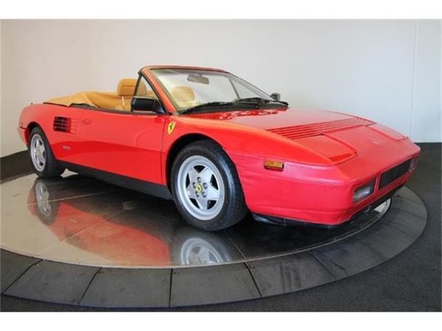1989 Ferrari Mondial | 805748