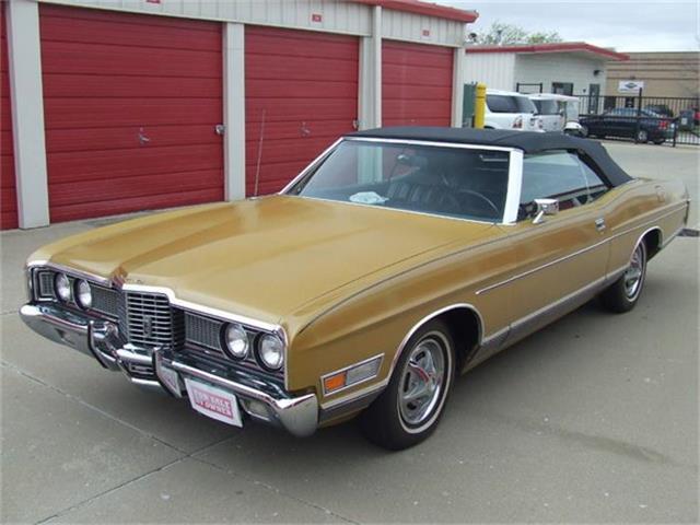 1972 Ford LTD | 805750