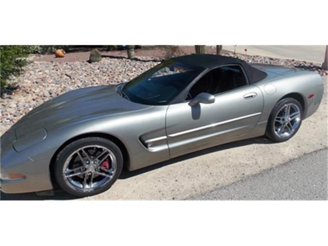 2002 Chevrolet Corvette | 800579