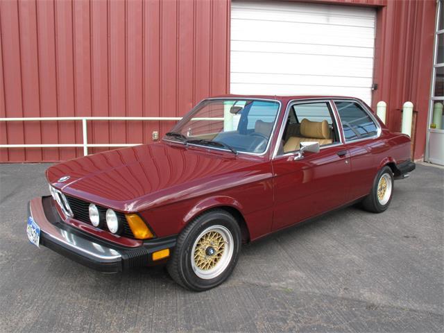 1978 BMW 3 Series   800058