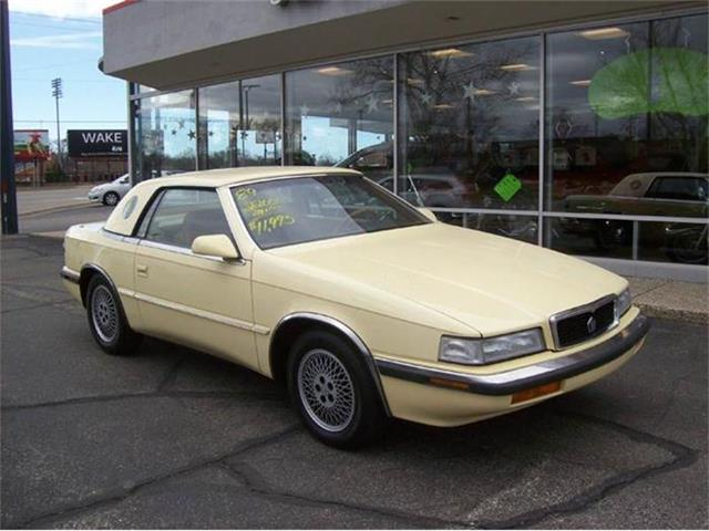 1990 Chrysler TC by Maserati | 805920