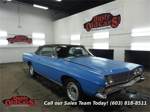 1968 Ford Galaxie | 805922
