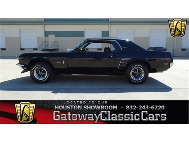 1969 Ford Mustang | 805930