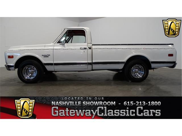 1970 Chevrolet C/K 10   805944
