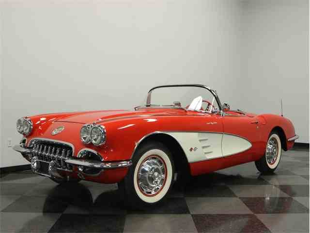 1960 Chevrolet Corvette Fuelie Top Flight | 805956