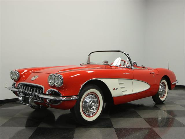 1960 Chevrolet Corvette NCRS Top Flight | 805956