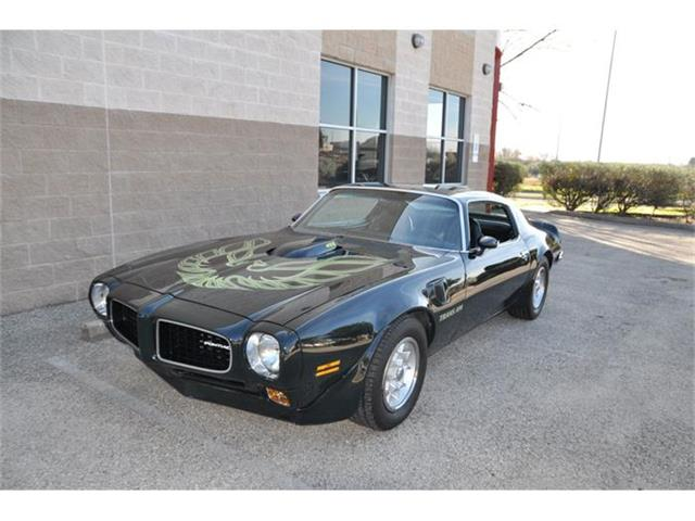 1973 Pontiac Firebird Trans Am | 806062