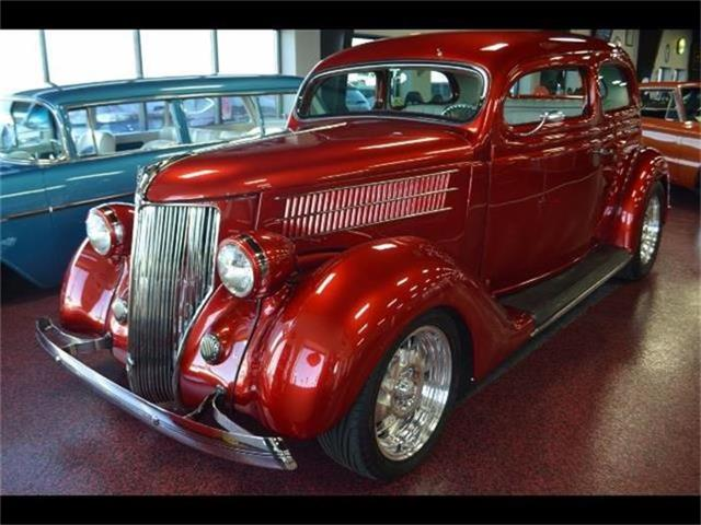 1936 Ford Slant BackStreet Rod   800634