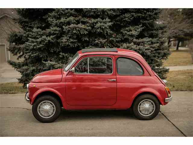 classic fiat 500 for sale on. Black Bedroom Furniture Sets. Home Design Ideas