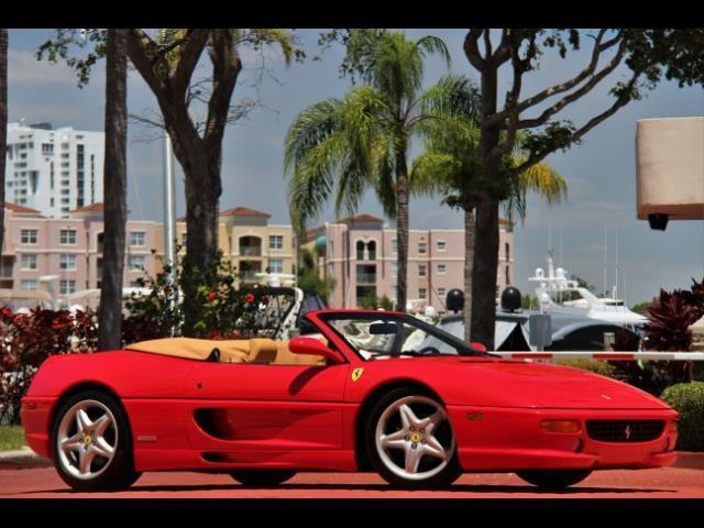 1997 Ferrari F355Spider 6 Speed Manual Transmission | 800642