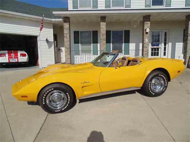 1974 Chevrolet Corvette | 806476