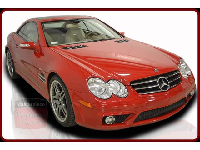 2008 Mercedes-Benz SL65 AMG | 806479