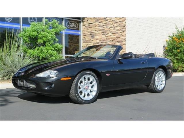 2000 Jaguar XKR | 806480