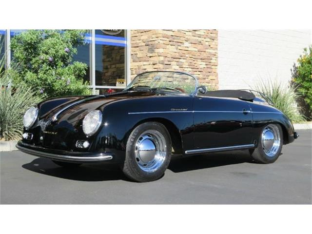 1957 Porsche 356A Speedster | 806486