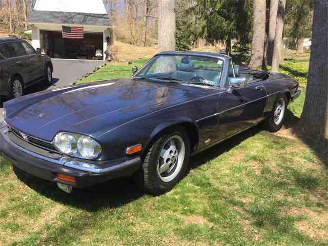 1988 Jaguar XJS | 800065