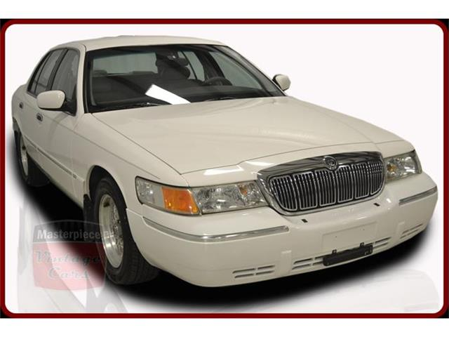 1998 Mercury Grand Marquis | 806523
