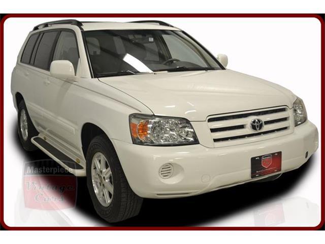2004 Toyota Highlander | 806528