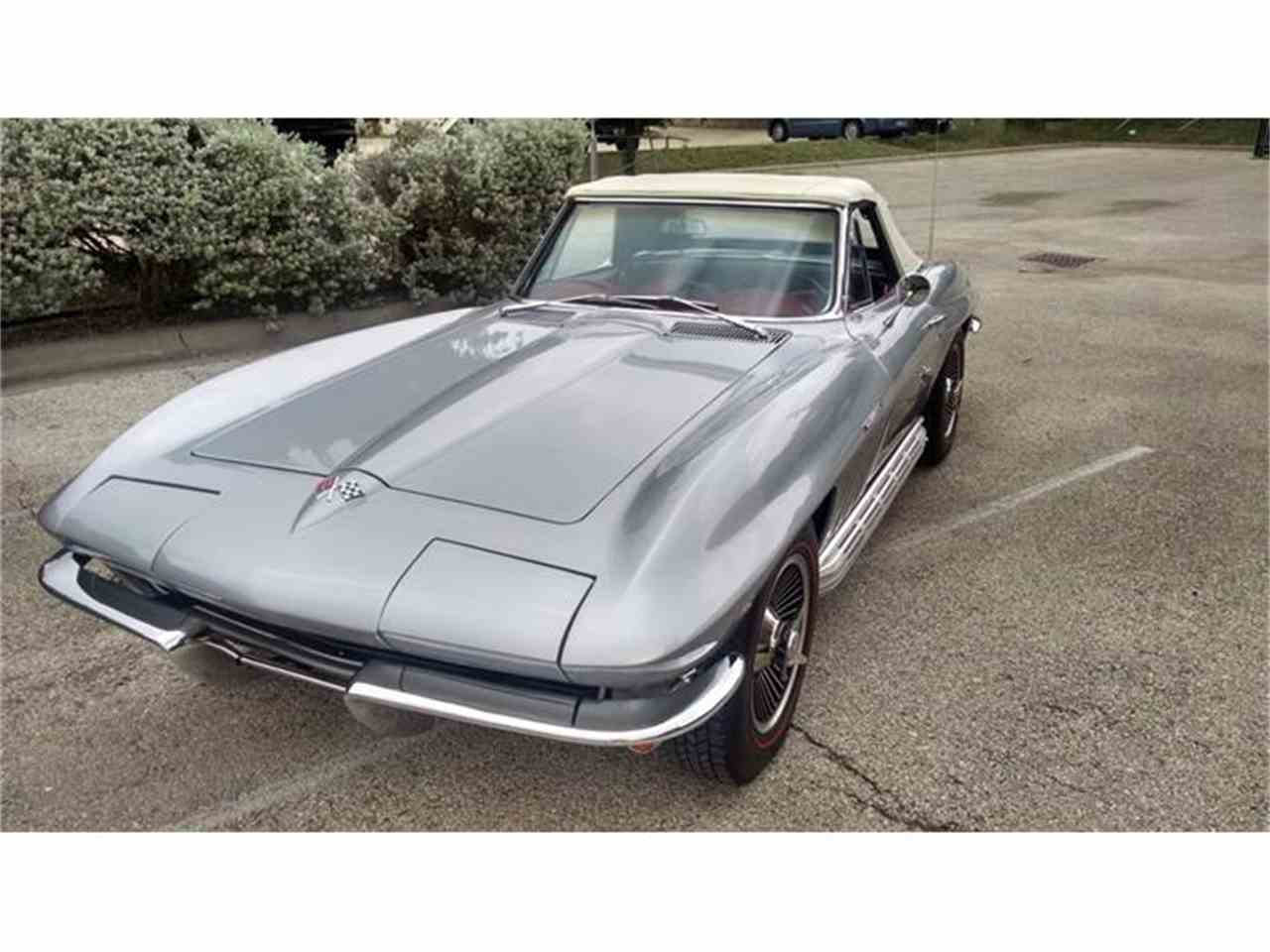 1965 Chevrolet Corvette for Sale - CC-806534