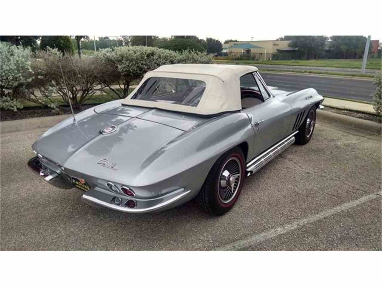 1965 chevrolet corvette for sale cc 806534. Black Bedroom Furniture Sets. Home Design Ideas