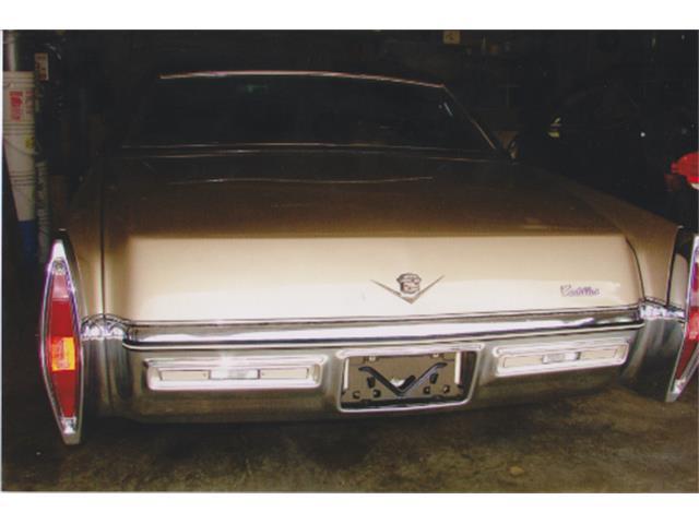 1972 Cadillac Sedan DeVille | 806547