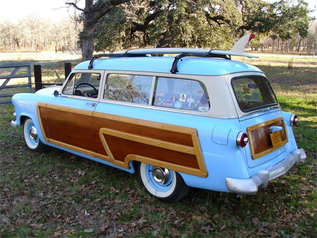 1953 Ford Woody Wagon | 806548