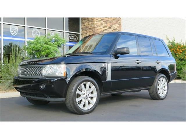 2007 Land Rover Range Rover | 806549