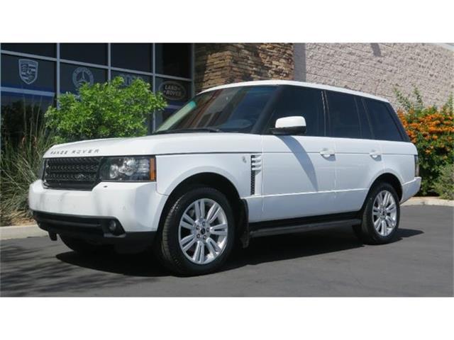 2012 Land Rover Range Rover | 806550