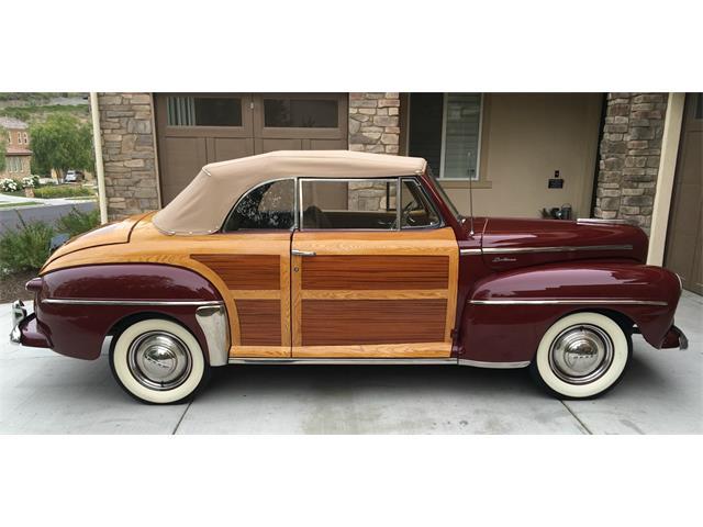 1947 Ford Sportsman | 806556