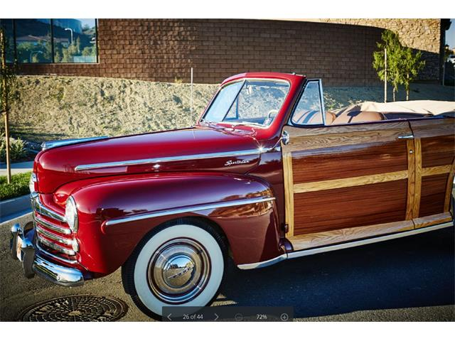 1947 Ford Sportsman | 806556