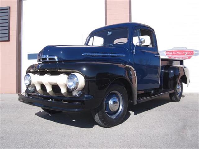 1951 Ford F1 Pickup | 806558