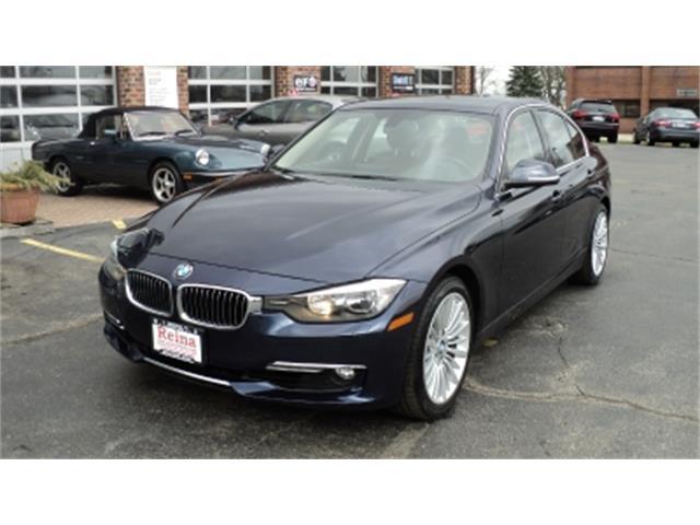 2013 BMW 3 Series   806563