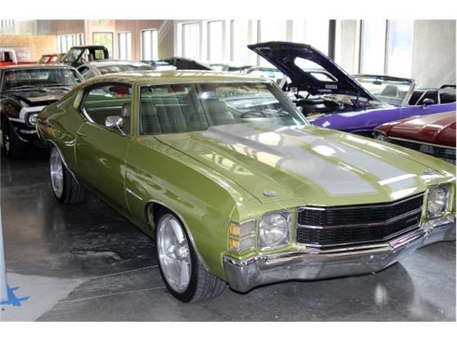 1971 Chevrolet Chevelle | 806578