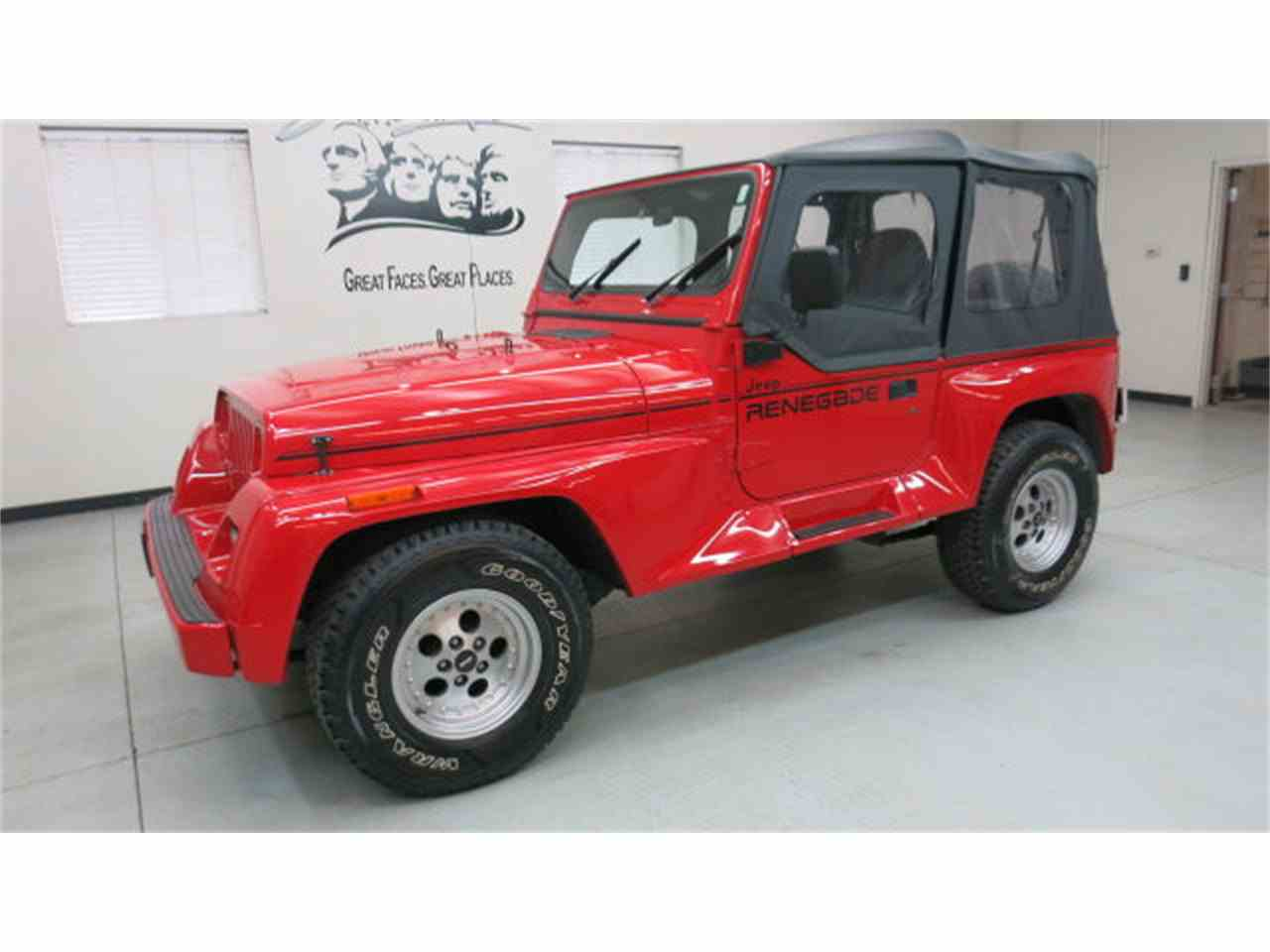 1993 Jeep Wrangler for Sale ClassicCars