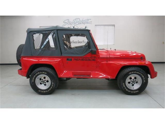 1993 Jeep Wrangler | 800658