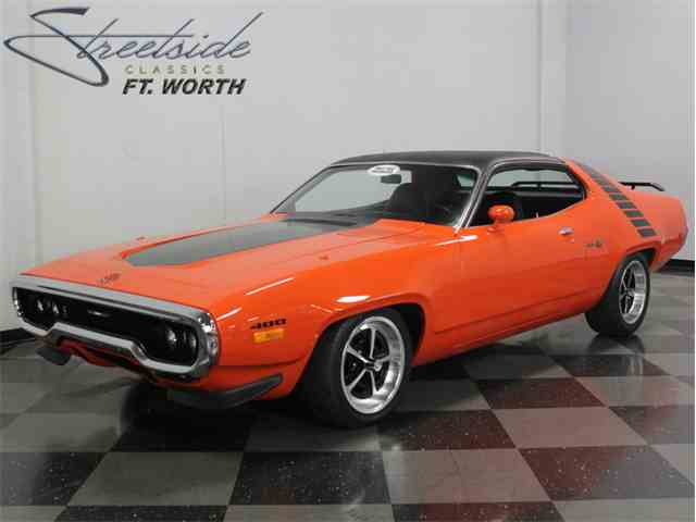1972 Plymouth Satellite Sebring Plus | 806588
