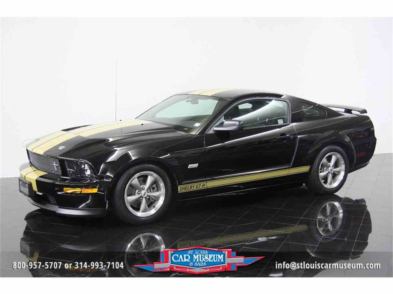 2006 Shelby Mustang Gt H For Sale Classiccars Com Cc
